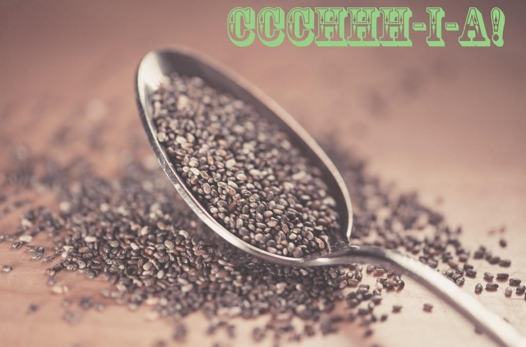 6 benefícios das sementes de chia + Receita de pudim de chia & cardamomo
