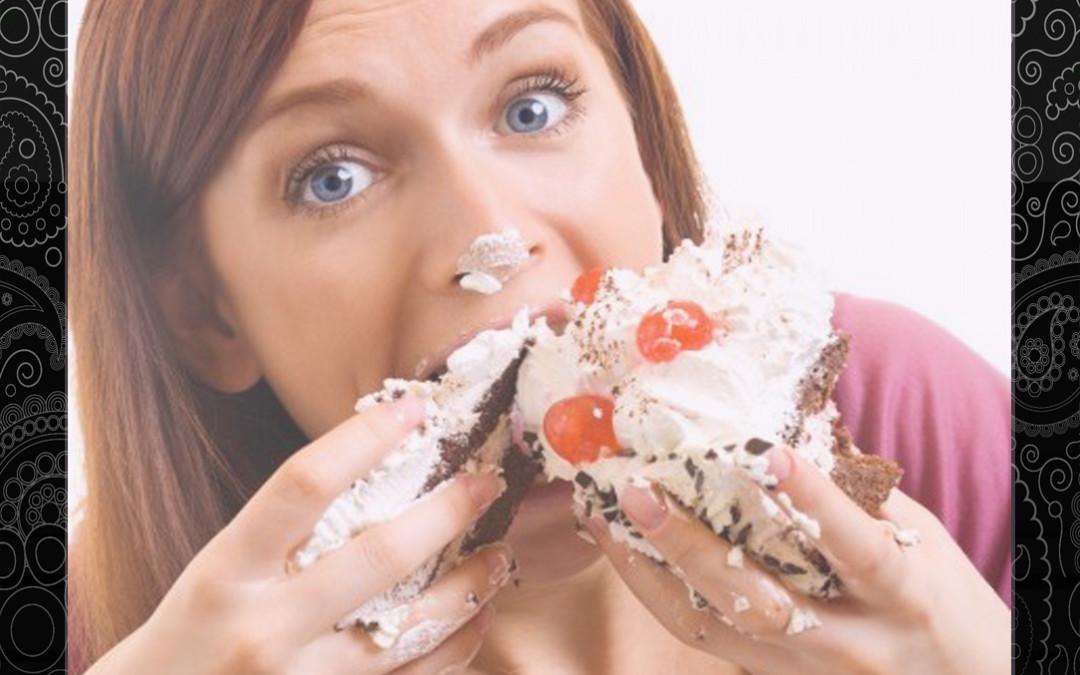 Como evitar comer em excesso
