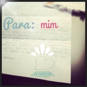 carta a mim