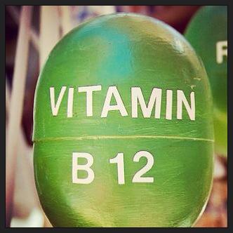 Como estão os teus níveis de vitamina B12?