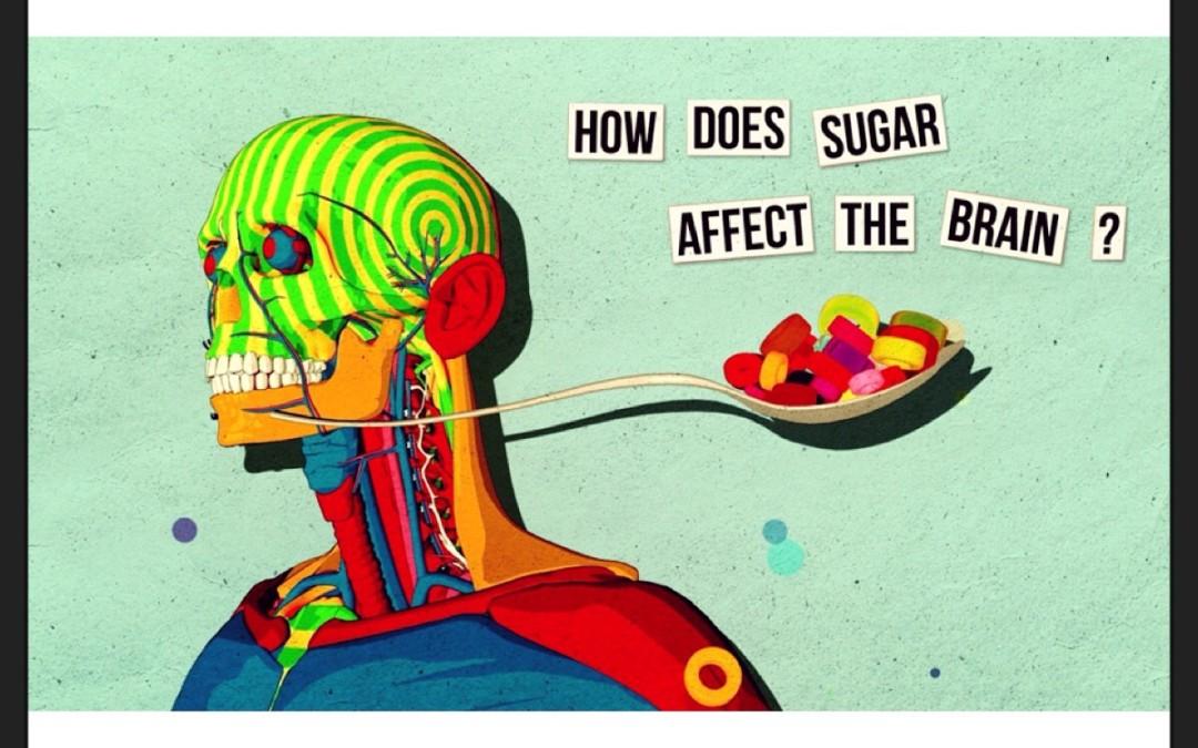De que maneira o açúcar afeta o cérebro e se torna viciante