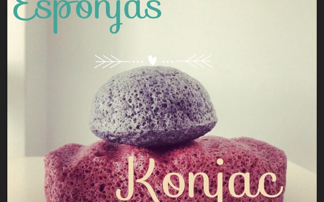 Esponja Konjac: pele extra suave, brilhante e sem acne!