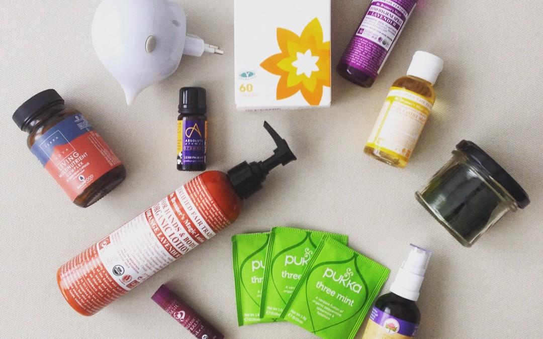 Os 12 produtos que não faltam na minha mala de viagem