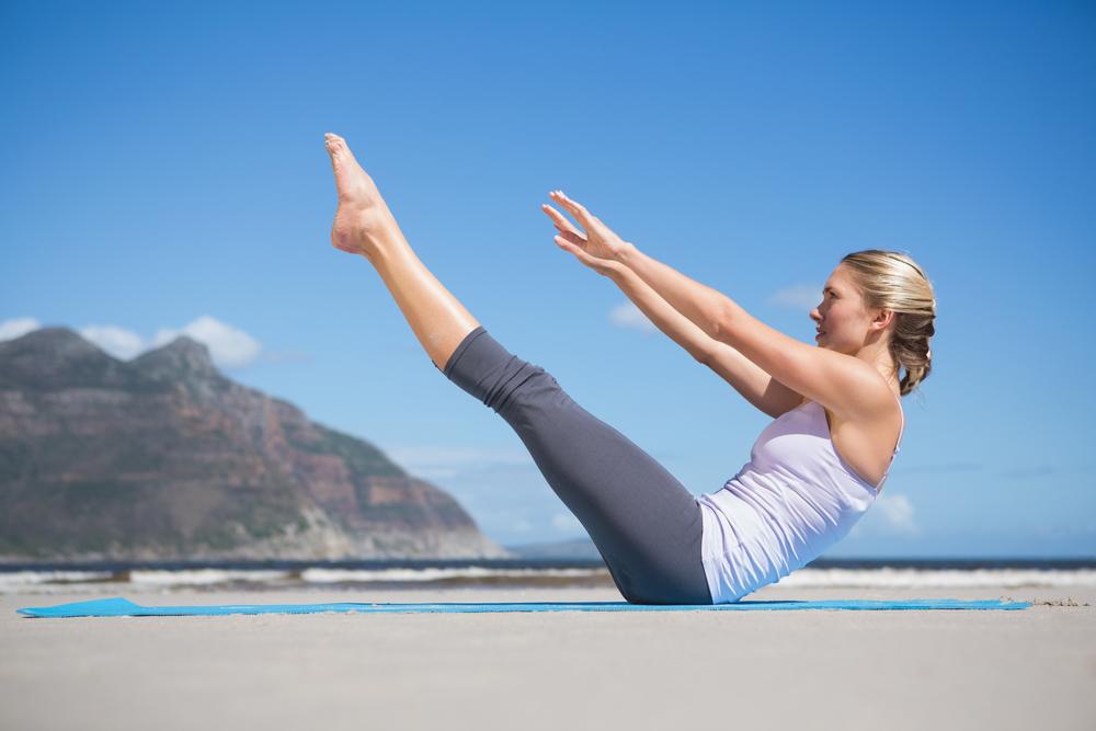 Pilates: Um plano de treino simples para as férias