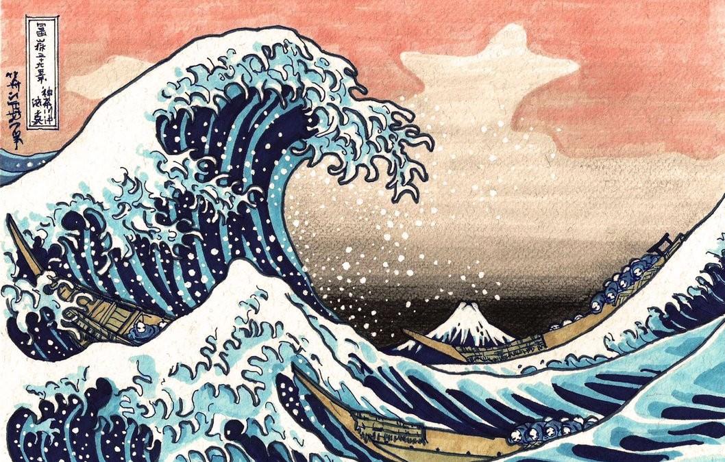 """Como eu sobrevivi a um """"tsunami"""""""