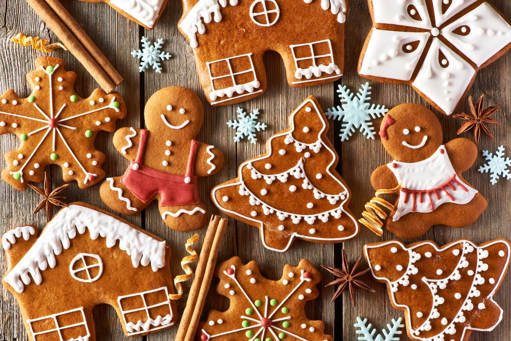 Como evitar comer em demasia durante as festividades