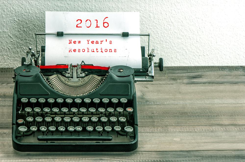 A única resolução de ano novo que realmente te pode fazer feliz