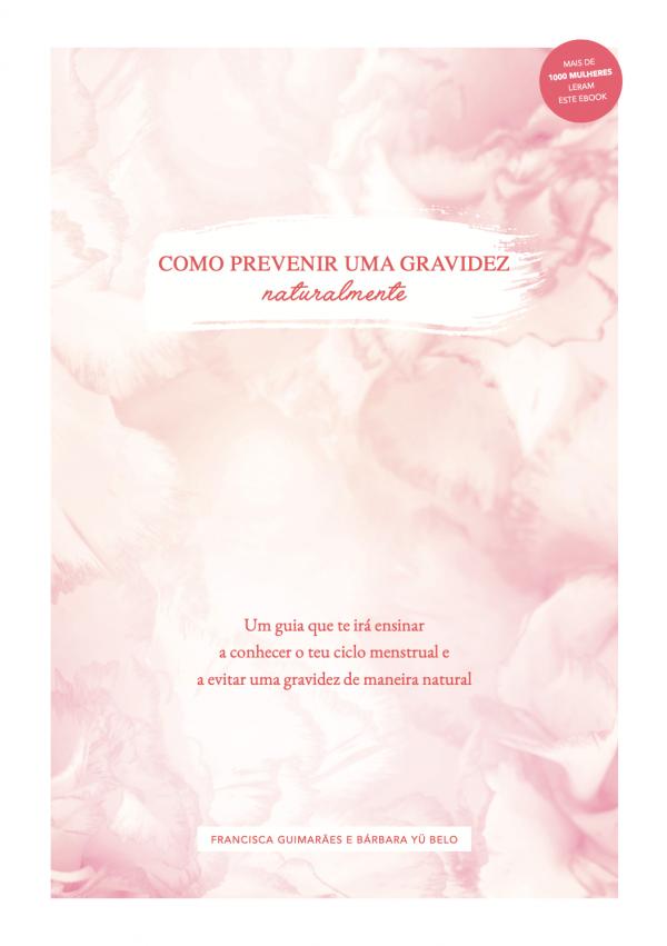 Ebook Como prevenir uma gravidez naturalmente - Francisca Guimarães Homeopatia