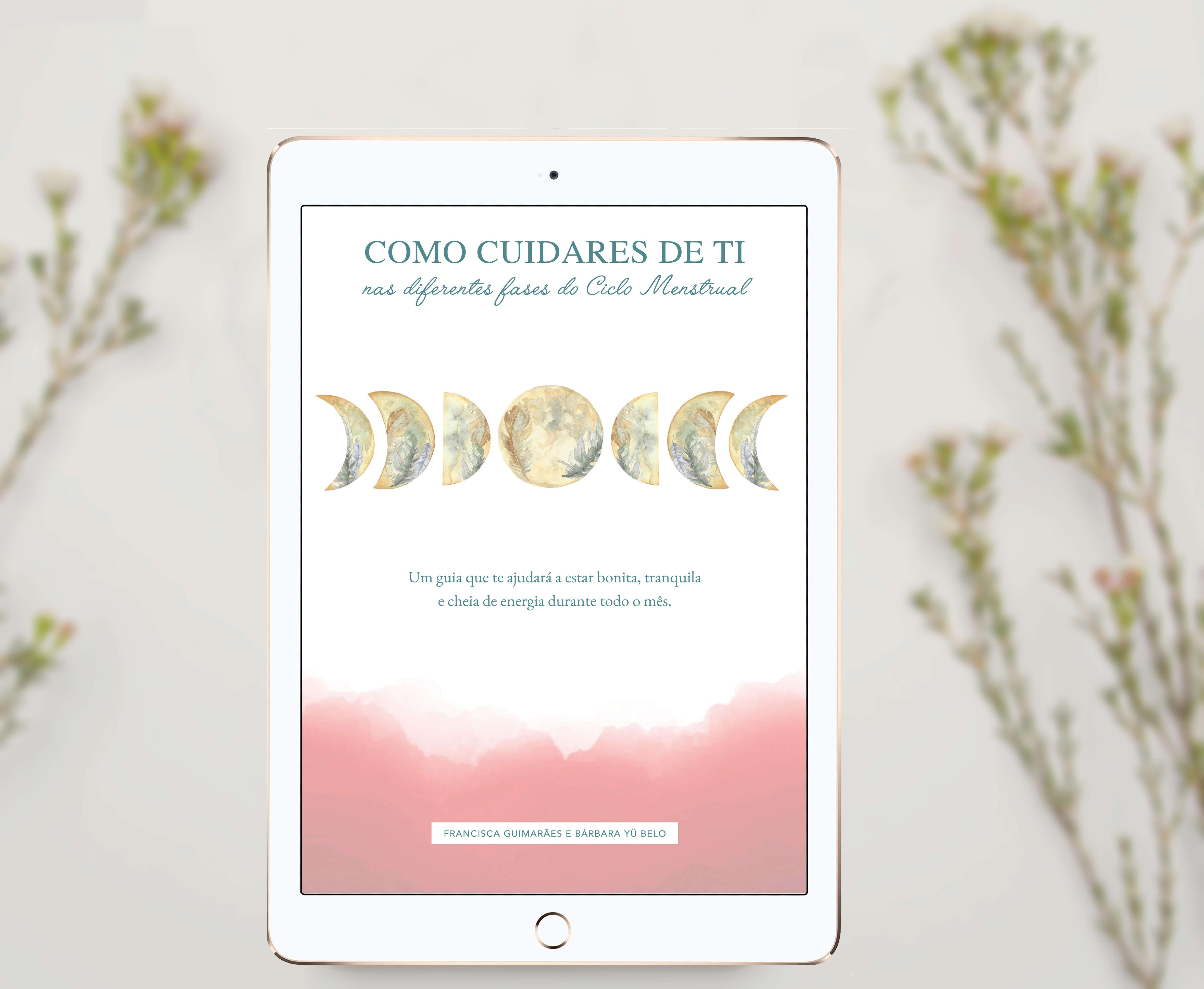 Ebook Ciclo menstrual - Francisca Guimarães Homeopatia