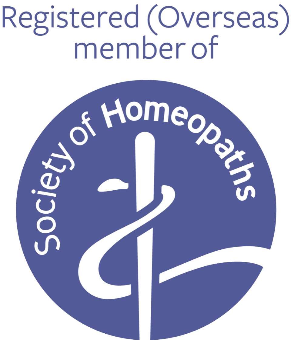 Logo Society of Homeopaths - Francisca Guimarães